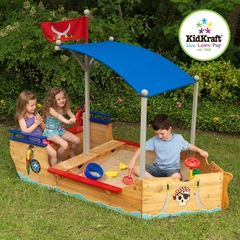 Pirate Sandboat - KidKraft Furniture - 00128