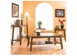 Plank Coffee Table Set - Southern Enterprises