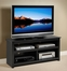 Plasma / LCD TV Console in Black - Vasari - Prepac Furniture - BPV-4701