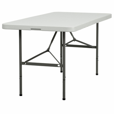 Plastic Bi-Fold Folding Table 30