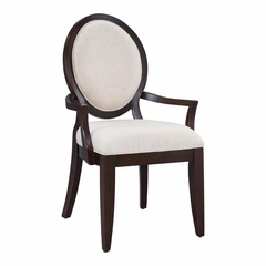 Plaza Square Arm Chair - Pulaski