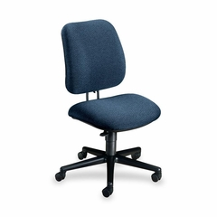 Pneumatic Swivel Chair - Blue - HON7701AB90T