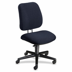 Pneumatic Swivel Chair - Blue - HON7701SBK85T