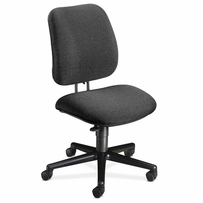 Pneumatic Swivel Chair - Gray - HON7701AB12T