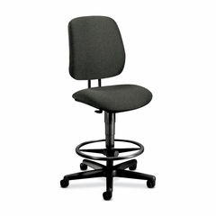 Pneumatic Task Stool - Dark Gray - HON7705AB12T