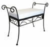 Poet's Single Garden Bench - Pangaea Home and Garden Furniture - BT-F09ST-001