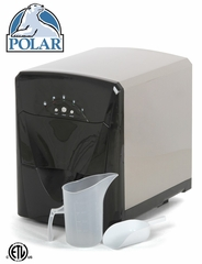 Polar Stainless Steel Portable Ice Maker - Greenway Home Products - PIM10BLS