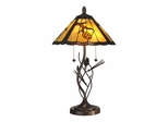 Ponderosa Table Lamp - Dale Tiffany