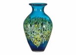 Poppy Field Tall Vase - Dale Tiffany