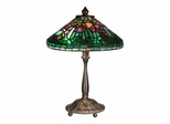 Poppy Shade Table Lamp - Dale Tiffany