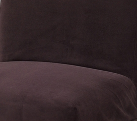 "Port Purple Velvet ""Slip Over"" (Fits 741-440 Chair) - Powell Furniture - 741-257Z"
