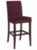 "Port Purple Velvet ""Slip Over"" for Counter Stool or Bar Stool - Powell Furniture - 742-257Z"