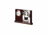 Portrait Caddy Table Clock - Howard Miller