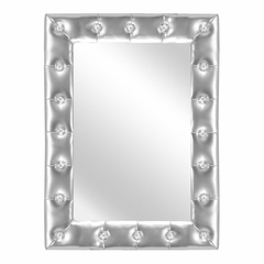 Pouf Mirror - 24 x 31.5 - Lumisource