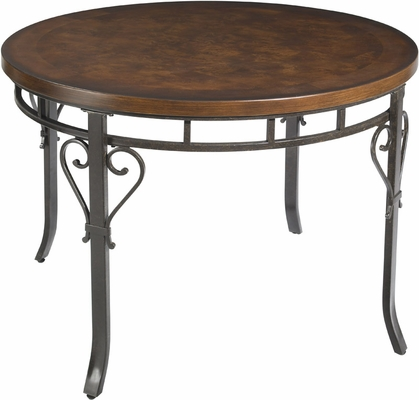 Powell Abbey Road Round Dining Table