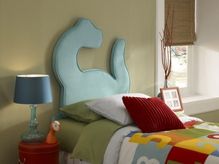 Powell Dinosaur Twin Size Headboard