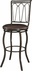 Powell Metal Big & Tall Triple Cone Bar Stool