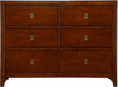 Powell New Albany 6 Drawer Dresser