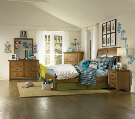 Powell Northbridge Full Size Bedroom Set