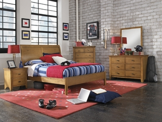Powell Northbridge Queen Size Bedroom Set
