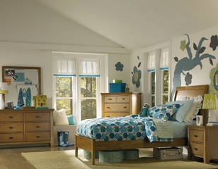 Powell Northbridge Twin Size Bedroom Set
