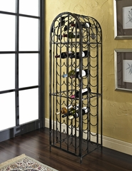 Powell Reflections Wine Rack