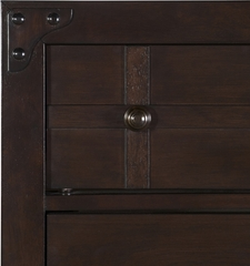 Powell Summerfield 5 Drawer Chest