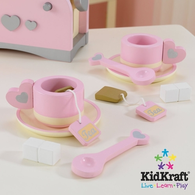 Prairie Tea Set - KidKraft Furniture - 63182