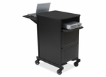Presentation Cart - Gray/Black - BLT27517