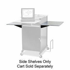 Presentation Cart - Gray - BLT34444