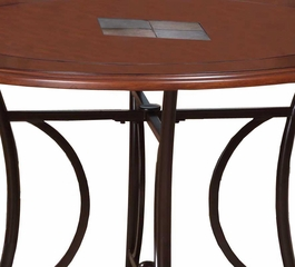 Presley Dining Table - Powell Furniture - 464-410
