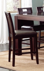 Prewitt Counter Height Stool with Upholstered Seat - Set of 2 - 102949