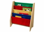Primary Sling Bookshelf - KidKraft Furniture - 14226