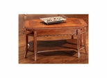 Princeton Rectangular Cocktail Table American Walnut - Largo - LARGO-ST-T853-100
