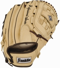 "Professional Series 13"" Baseball Glove Almond / Brown - Franklin Sports"