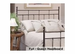 Providence Full / Queen Size Metal Headboard - 380-490