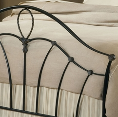 Provo King Size Headboard with Frame - Hillsdale Furniture - 1605HKR