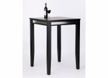 Pub Table in Black - Manhattan - 5123-35
