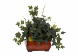 Puff Ivy with Chest Silk Plant - Nearly Natural - 6683