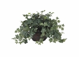 Puff Ivy with Vase Silk Plant - Nearly Natural - 6635