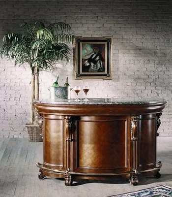 Pulaski Edwardian Marble Top Bar - Pulaski Furniture - 242500