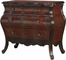 Pulaski Lattice Rouge Accent Drawer Chest - Pulaski Furniture - 599213
