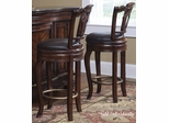 Pulaski Swivel Bar Stool Toscano Vialetto - Pulaski Furniture - 657501