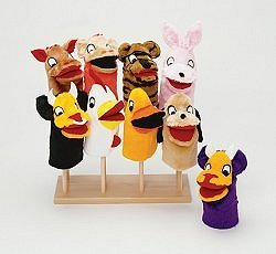 Puppet Stand - Guidecraft - G97050