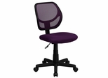 Purple Mesh Computer Chair - WA-3074-PUR-GG
