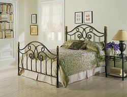 Queen Size Bed - Dynasty Queen Size Bed in Autumn Brown - Fashion Bed Group - B91N55