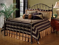 Queen Size Bed - Huntley Queen Size Bed - Hillsdale Furniture