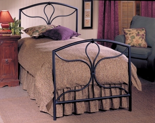 Queen Size Bed - Morgan Queen Size Bed - Hillsdale Furniture