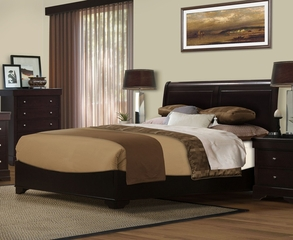 Queen Size Bed - Sydney - Lifestyle Solutions - SS3-SDY-QN-SET