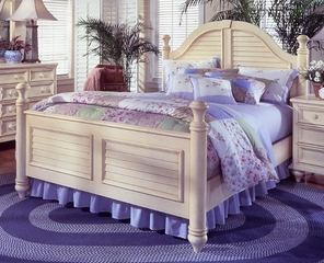 Queen Size Bed - Wynwood Furniture - 1596-910